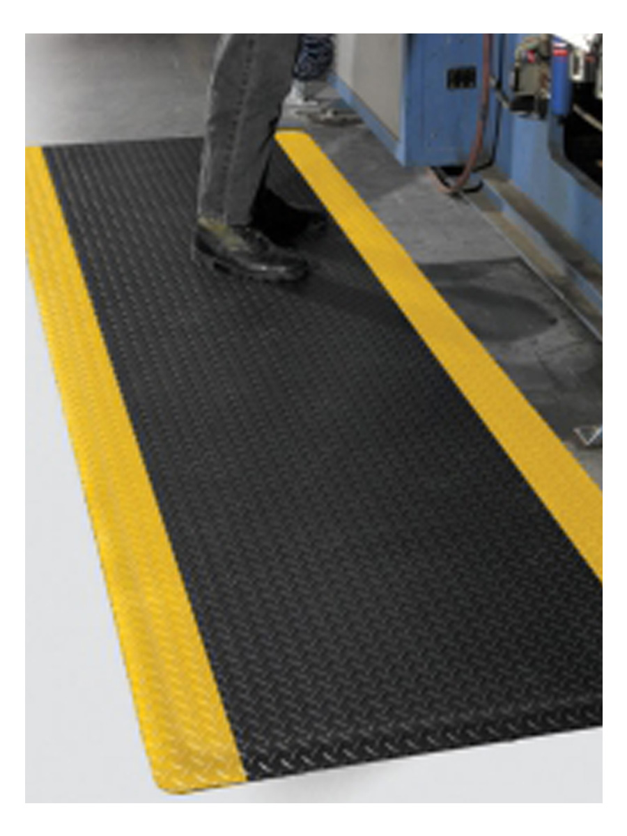 Anti Fatigue Mat Relieves Standing Stress On Industrial