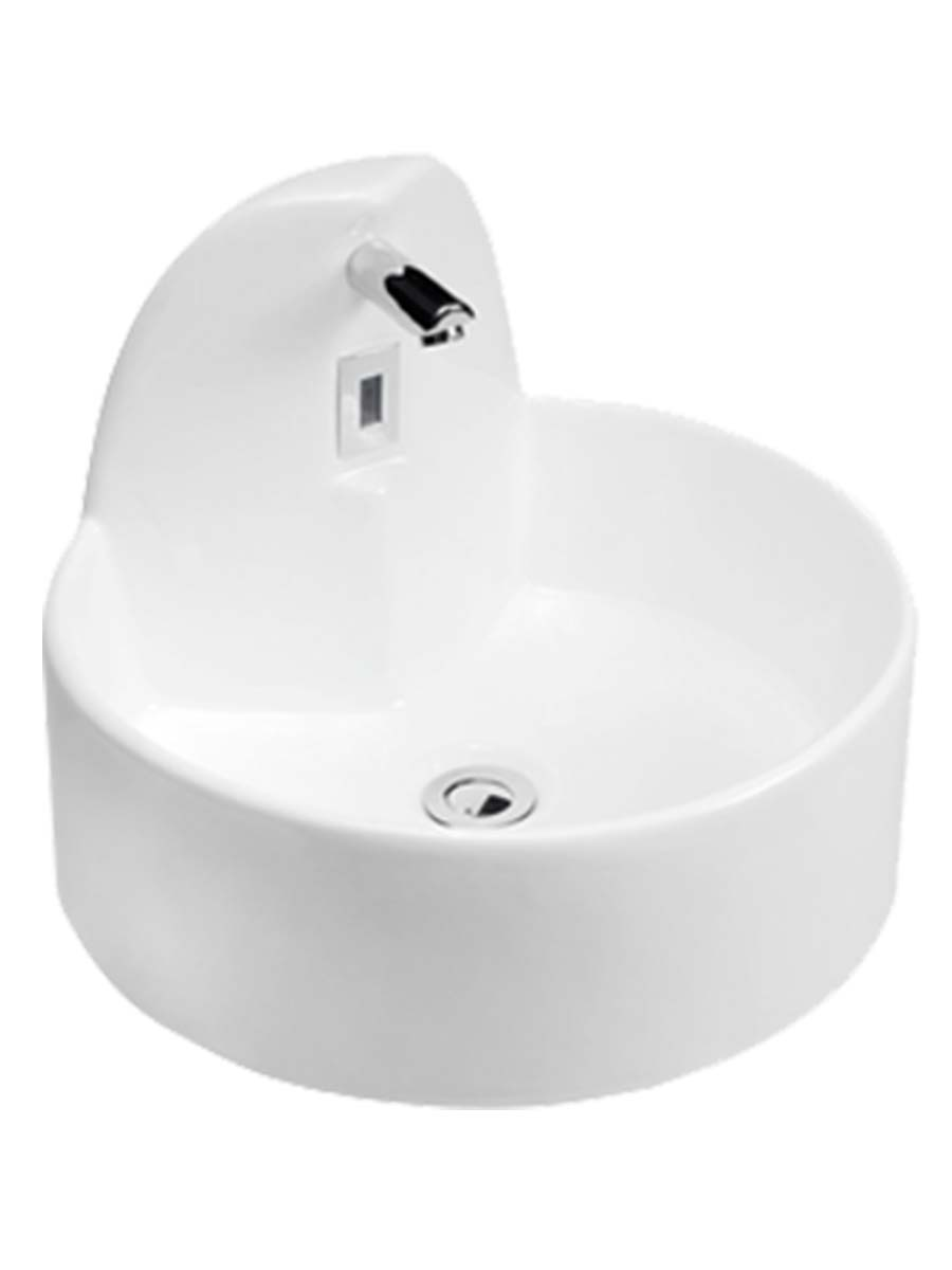 automatic washbasin tap