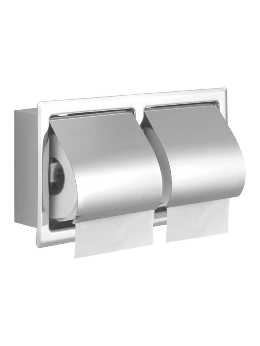RHP 05T Twin Toilet Paper Holder